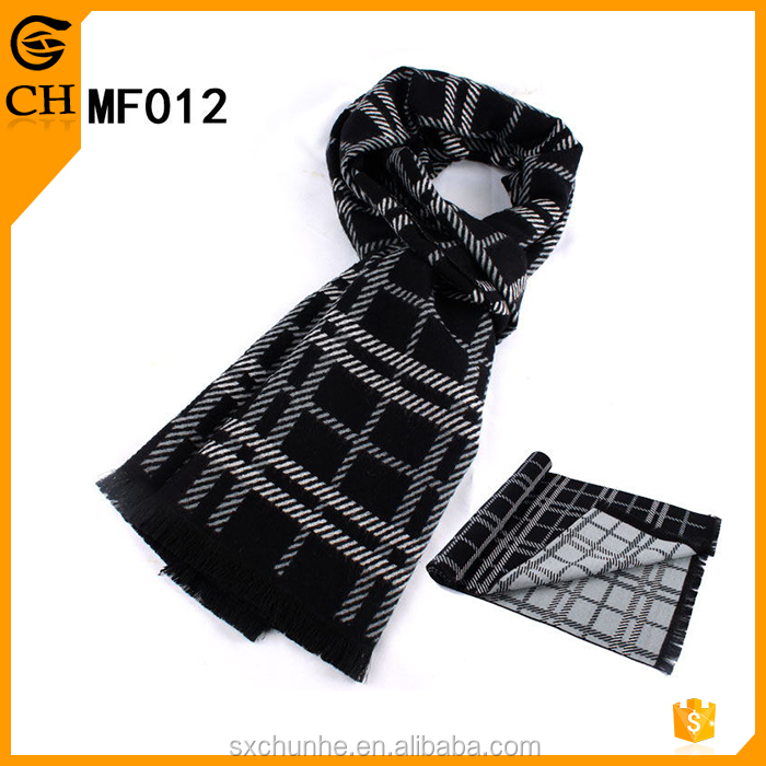 Top Fashion Best Price High Quality Modern Young Men Scarf