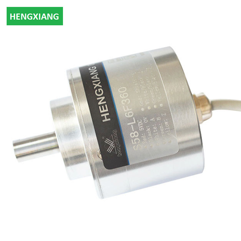 heavy duty encoder 58mm solid shaft encoder ri58-d/360eh.32kb