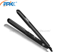 "2017 custom flat irons with 3/4"" ceramic coating hair straightening iron"