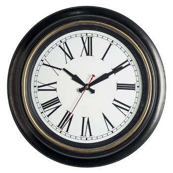 Promo custom decorate large antique wall clock
