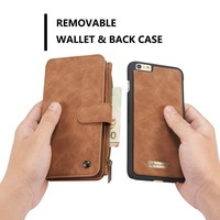 Best selling mobile phone accessories wallet leather cover For iphone 6,Leather For iphone6 case,accessories For iphone 6 Cover