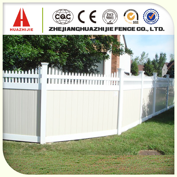 New arrive cheap price wooden fence panels
