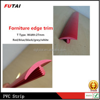 Furniture Edge Trim Strip, rubber edge strip