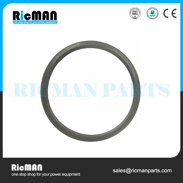 clear silicone o-ring fits for bosch injector 186F L100 diesel generator engine parts