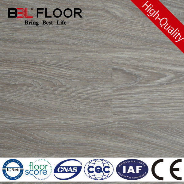 12mm Thickness AC3 Small Embossed Popular European v groove laminate floor 9602D