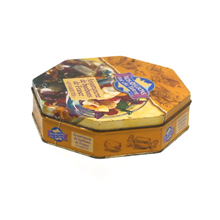 High Quality Custom Design Moon Cake Gift Tin Box Packaging