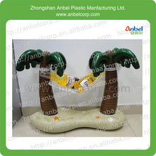 hot advertising inflatable coconut tree model for sale