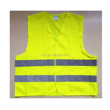 OEM Logo Printing Hi Viz Vest Breathable Working Safety Clothing