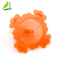 Plastic Promotional Spin Top Toy Spinning