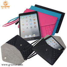 Leather case clutch for Samsung Galaxy Tab S 8.4