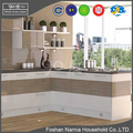high quality modern style simple design furniture kitchen cabinet laminate materials