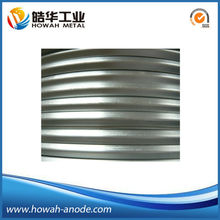 Factory price supply Sacrificial Bare and Pre-packaged Cast and Extruded Zinc Bar Rod and Ribbon Galvanic Anode for Cathodi