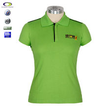 Custom t-shirt printing design color combination polo t shirts customized logo