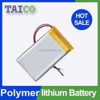 Ultra Thin Model Rechargeable 3.7v 2250mah Lipo Battery
