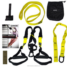 Wellshow Sport Suspension Trainer Straps HIGH QUALITY, Resistance Home Gym Fitness Training