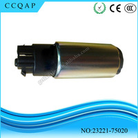 Made in Japan high performance wholesale price car electric spare parts auto fuel pump 23221-75020 for Toyota Highlander