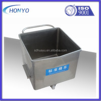 stainless steel mobile food carts/trolley cart