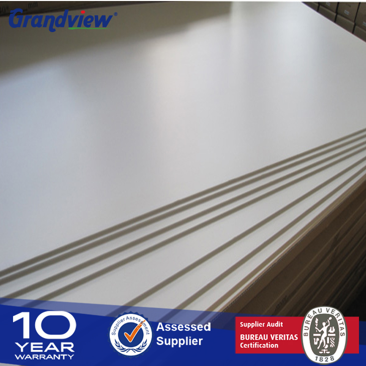 4*8 high quality pvc foam board for building construction