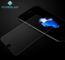 Factory Price Free Samples Anti-Scratch 9H Transparent 2.5D Tempered Glass Screen Protector For iphone 7 tempered glass