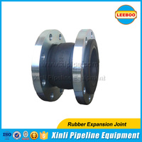 Clamped Flexible Rubber Expansion Joints Pipe Fittings
