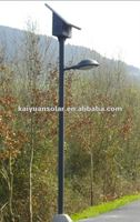 15W solar path light
