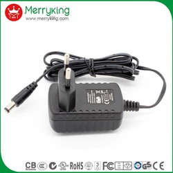 KC approved EK plug 35v 24v 15v switching power supply adapter with 3 years warranty