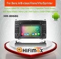 Hifimax Andriod 7.1 For Mercedes-Benz Sprinter W906/W209/W311 For Mercedes-Benz W315/W318 (2006-2012) Car DVD GPS Navi System