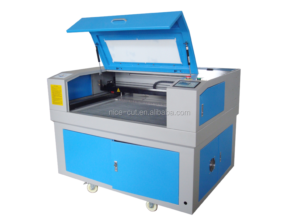 NC-E6090 High precision Laser headstone engraving equipment