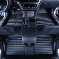Made In China 5d car mat for honda civic