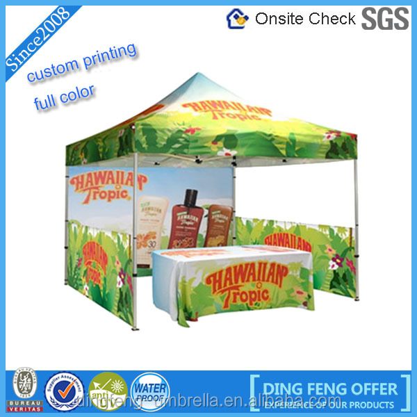 Trade show pop up tent/ folding gazebo / folding tent