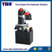 24V hydraulic power pack for Mini Electric Material handling