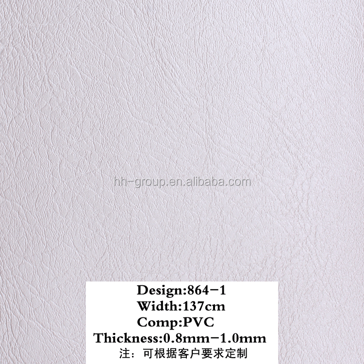 Vietnam High Quality PVC Synthetic Leather For Sandal, Footwear Huahong PVC Leather for decorative