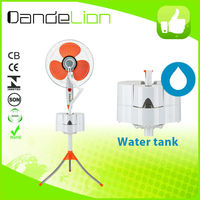 TENGYUE Water Cooler Fan/ ventilador con agua/ misting system cooling M06