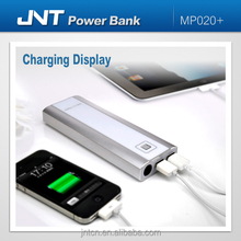 Rechargeable mobile power bank MP020+ offer OEM service!