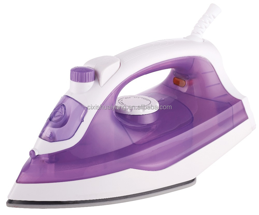 handheld portable dry/spray/variable steam settings/surge vertical steam iron for home use
