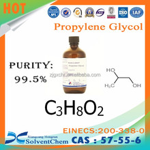 Fast delivery mono propylene glycol CAS 57-55-6 solvent