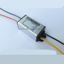 12V turn 5V 24V car power converter switch 5V buck module DC-DCLED car screen with 3 P10