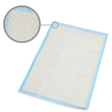 Disposable adult impermeable non-woven underpad