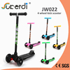 CE SGS certificated aluminum 4 wheel scooter 2014 new model scooter