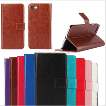 multicolor flip mobile phone cover cases leather