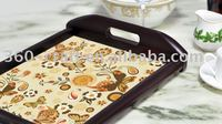 Drinking & food Wooden lap tray