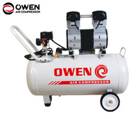 Direct low noise oil free air compressor made in japan