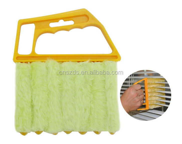 Window-shades Cleaning Brush Air Conditioning Air Outlet Cleaning Death-end Gap Brush