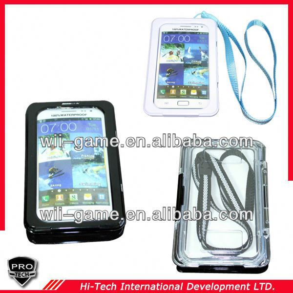 PTRCLS-SM01 Water resistant cell phone cover case for samsung galaxy
