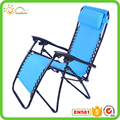 Folding canvas zero gravity chair unique lounger chair