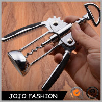 No moq stainless steel can opener, bottle opener,wine opener
