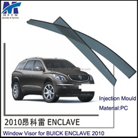Sunshade vent window visor For BUICK ENCLAVE 2010 vehicle parts wholesale price