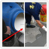 Polymer cement based JS waterproof coating for concrete roof