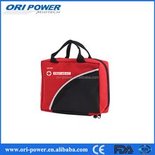 OP manufacture CE ISO approved FDA certificate emergency car outdoor portable travel first aid kit bag