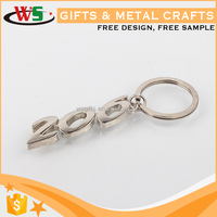 China Wholesale souvenir metal custom keychain